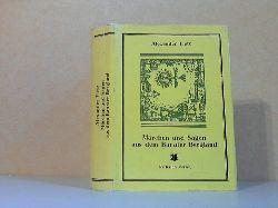 Tietz, Alexander; Märchen und Sagen aus dem Banater Bergland 38.-71,6, Tausend,