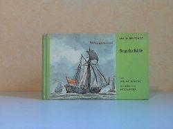 de Hartog, Jan;  Segelschiffe Illustriert von Peter Spier