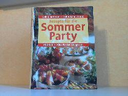 Reich, Carola; Rezepte für die Sommerparty Lizenzausgabe