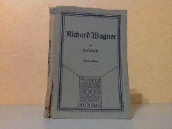 Schmitz, Eugen; Richard Wagner 2., verbesserte Auflage