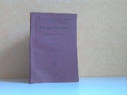 von Aue, Hartmann und Hermann Paul; Altdeutsche Textbibliothek, Nr.3, Der arme Heinrich Neunte Auflage besorgt von Albert Leitzmann