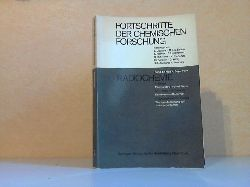 Autorengruppe;  Fortschritte der chemischen Forschung Band 12, Heft 4, September 1969: Radiochemie