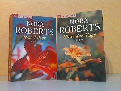 Roberts, Nora; Blüte der Tage - Rote Lilien 2 Bücher Ungekürzte Lizenzausgabe