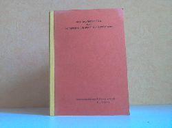 Wenclawiak, B. und F. Umland;  Versuchsvorschriften zum instrumentellen analytischen Praktikum