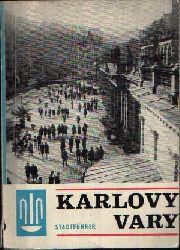 Linhartová, Anna und Vladimir Stejskal: Karlovy Vary Stadtführer 2., bearbeitete Auflage