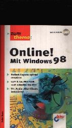 Raatz, Detlef:  Online! Mit Windows 98