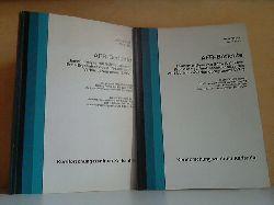 Autorengruppe;  AFR-Berichte - Elementanalyse von Schwebstäuben - Erste Ergebnisse des AFR-Luftstaub-Verbundprogramms LVPr  + Vollständige Analysenergebnisse des AFR-Luftstaub-Verbundprogrammes LVPr 2 Bücher