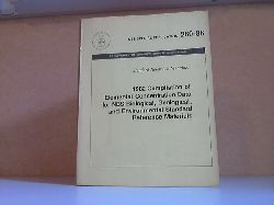 Autorengruppe; 1982 Compilation of Elemental Concentration Data for NBS Biological, Geological, and Environmental Standard Reference Materials