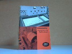 Autorengruppe;  Uvasol, Lösungsmittel für Spektroskopie