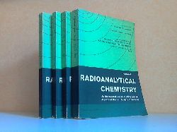 Autorengruppe;  Journal of Radionalytical Chemistry Volume 69, 70 (1-286 + 287-556), 71 - An International Journal Dealing with All Aspects of Nuclear Analytical Methods 4 Bücher