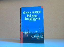 Alberts, Jürgen; Tod eines Sesselfurzers Erstausgabe