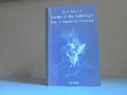Mertz, B.A.; Karma in der Astrologie - Das vor-karmische Horoskop Grafiken von Christiane Eisler