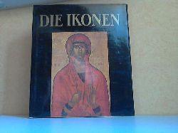 Weitzmann, K., M. Chatzidakis und S. Radojcic;  Die Ikonen. Sinai, Griechenland und Jugoslawien
