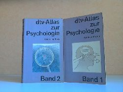 Benesch, Hellmut; dtv-Atlas zur Psychologie Band 1 und 2 Graphische Gestaltung der Abbildungen: Hermann und Katharina von Saalfeld