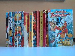 Disney, Walt; Lustiges Taschenbuch Band 23, 47, 51, 55, 56, 60, 67, 68, 76, 91, 97, 100, 151 13 Bücher