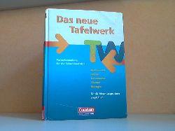 Pehle, Tilman; Das neue Tafelwerk - Ein Tabellen- und Formelwerk für den mathematisch-naturwissenschaftlichen Unterricht in der Sekundarstufe I 1. Auflage