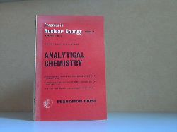 Stewart, D.C. and H.A. Elion; Analytical Chemistry Volume 8, Part 1