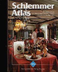 Autorenkollektiv: Schlemmer Atlas Ein Wegweiser zu rund 2000 Restaurants in Deutschland 21. Auflage