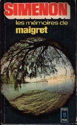 Simenon, Georges: Les Mémoires de Maigret