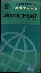 o. Angabe:  Asia, South-East World travel map  1:5.8000.000