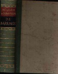 von Simpson, William; Die Barrings 161.-180. tausend