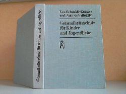 Schmidt-Kolmer, Eva;  Gesundheitsschutz für Kinder und Jugendliche - Lehrbuch für die funktionsbezogene Qualifizierung zum Jugendarzt sowie die Fortbildung der Ärzte von Kinderkrippen und Mütterberatungen