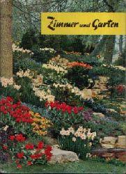 Elfers, Jan;  Zimmer und Garten