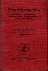 Autorenkollektiv: Bürgerliches Gesetzbuch Textausgabe mit Verweisungen und Sachverzeichnis 59., neubearbeitete Auflage