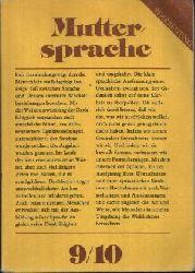 Sorgenfrei, Günter: Muttersprache Klassen 9/ 10