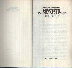 Hitchcock, Alfred:  Nachts wenn das Licht ausgeht