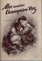 Garst, Shannon: Alec and his Champion Dog
