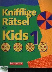 Allen, Robert: Knifflige Rätsel für Kids 1