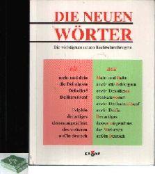 Prießen, Birgit:  Die neuen Wörter Die wichtigsten neuen Rechtschreibregeln