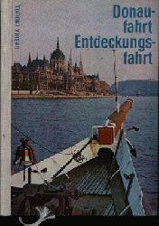 Enderle, Ursula:  Donaufahrt  Entdeckungsfahrt