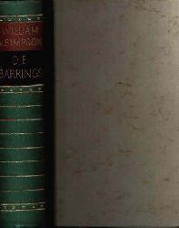 von Simpson, William; Die Barrings Lizenzausgabe