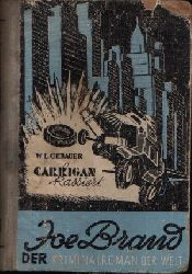 Gebauer, Walter L.:  Carrigan kassiert Ein Joe-Brand-Roman