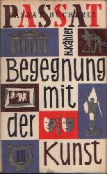 Kähler, Hermann:  Begegnung mit der Kunst