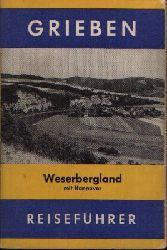 Pusen, Hans:  Weserbergland mit Hannover und Leinetal