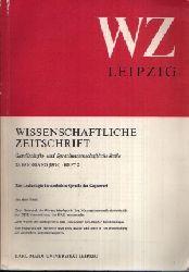 Autorengruppe:  Wissenschaftliche Zeitschrift Zur Lexikologie der deutschen Sprache der Gegenwart - Gesellschafts- und Sprachwissenschaftliche Reihe - 23. Jahrgang, Heft 2
