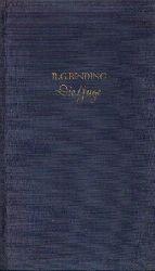 Binding, Rudolf G.: Die Geige Vier Novellen 134.- 143. Tausend