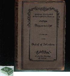 af Geijerstam, Gustav: Frauenmacht Fischers Bibliothek zeitgenössischer Romane