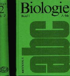 Stöcker, W. Dietrich und Gerhard;  Biologie Band 1 und 2 Brockhaus ABC