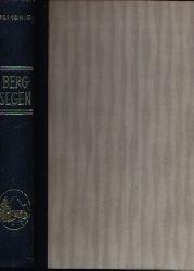 Perkonig, Josef Friedrich; Bergsegen Ohne Angaben