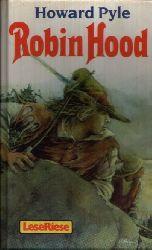 Pyle, Howard:  Robin Hood Illustriert von Werner Blaebst
