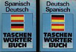 Thiele, Johannes: Taschenwörterbuch  Spanisch-Deutsch  Deutsch-Spanisch 2. Auflage und 5. Auflage