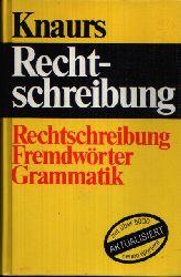 Hermann, Ursula:  Knauers Rechtschreibung