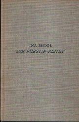 Seidel, Ina; Die Fürstin reitet 15.-18. tausend