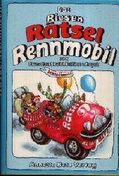 Bull, Bruno Horst und Bettina Von Hayek:  Das Riesen-Rätsel-Rennmobil