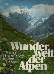 Trenker, Luis: Wunderwelt der Alpen Lizenzausgabe