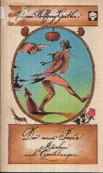 Goethe, Johann Wolfgang: Der neue Paris Märchen und Erzählungen  Illustration von Wolfgang Würfel 2. Auflage